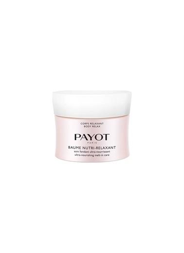 Payot Body Relax Nutrı-Relaxant 200 Ml - Vücut Rahatlatıcı Ve Besleyici Krem Renksiz